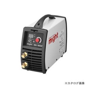(おすすめ)マイト工業 インバータ直流アーク溶接機 デジタルシリーズ MA-180DF|plus1tools