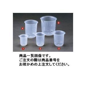 瑞穂化成工業 mizuho ポリプロピレンビーカー手無し 100ml 0040|plus1tools