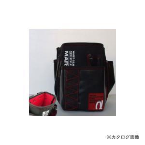 マーベル MARVEL αシリーズ 腰袋(レッド) MDP-90AR|plus1tools