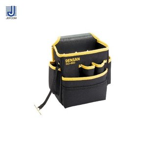 (おすすめ)デンサン DENSAN 電工キャンバスハイポーチ テープフッカー付 ND-860|plus1tools