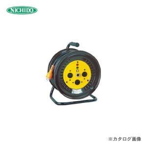 日動工業 三相200V 一般型 電工ドラム (20m) ND-E320-20A|plus1tools
