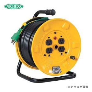 (おすすめ)日動工業 100V 一般型ドラム 30m アース付 NP-E34|plus1tools