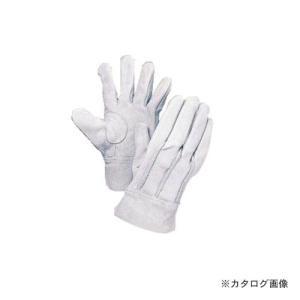 大中産業 [10双入] 牛革手袋 背縫い革手 103A|plus1tools