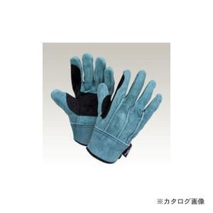 大中産業 [10双入] 牛革手袋 床背縫革手オイル加工 103AW-OIL|plus1tools