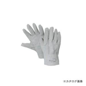 大中産業 [10双入] 牛革手袋 背縫い床革2重アテ付 103LW|plus1tools