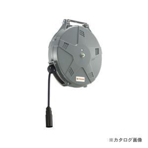 三協リール TRIENS S-series リンバーホースリール 6.5mm×15M SHA-15Z|plus1tools