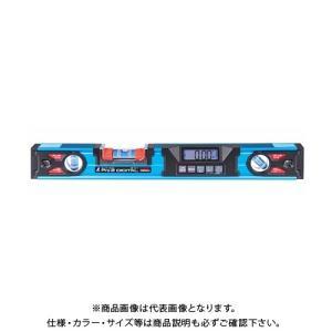 シンワ測定 ブルーレベル Pro 2 デジタル450mm 防塵防水 マグネット付 75317