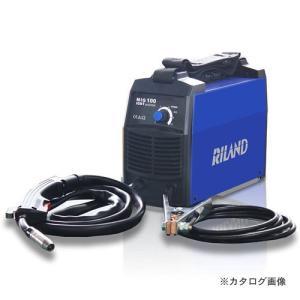 リランド RILAND 半自動溶接機 44000 MIG100|plus1tools