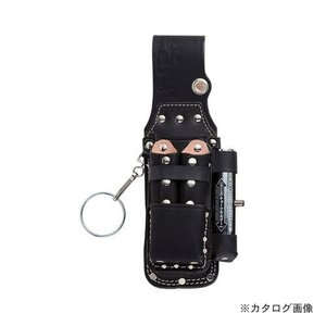 極匠 黒革ハッカー・スモールカッター差し GK-HAS|plus1tools