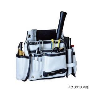 三共 DT 本皮釘袋 DTL-99-WH|plus1tools