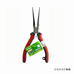三共 TRAD ロングノーズプライヤー NO.6|plus1tools