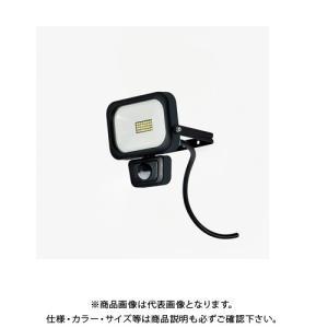 日動工業 LEDフラットセンサーライト 10W 屋外型 SLS-F10W|plus1tools