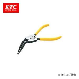 KTC 曲型ロングスナップリング プライヤ軸用 SOP-172LL|plus1tools