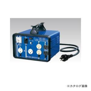 日動工業 手動切替式 降圧・昇圧自在型 (屋内型)TBO-300|plus1tools