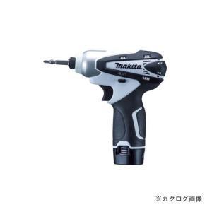 マキタ Makita 充電式インパクトドライバ TD090DWSPW|plus1tools