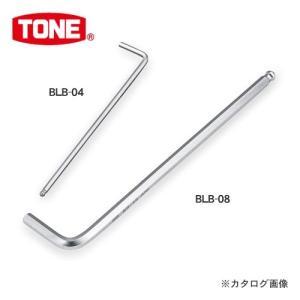 前田金属工業 トネ TONE ロングボールポイントL形レンチ(インチサイズ) BLB-12|plus1tools