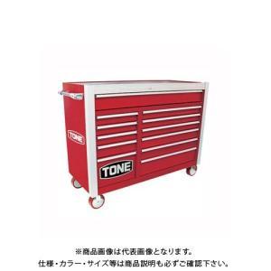 【直送品】TONE トネ ヘビーローラーキャビネット WSH2012R|plus1tools