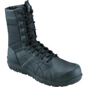 アシックス ウィンジョブCP402 ブラック/ブラック 27.0cm 1271A002.001-27.0|plus1tools