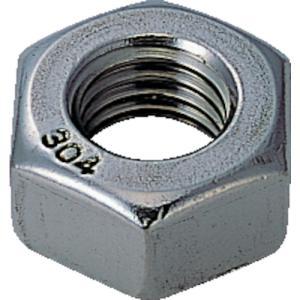 TRUSCO 六角ナット1種 ステンレス サイズM8X1.25 45個入 B25-0008|plus1tools