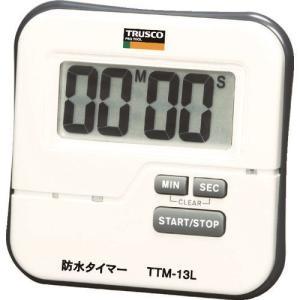 TRUSCO 防水タイマー TTM-13L plus1tools