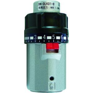 日本精器 手元減圧弁8A1.0MPa仕様(低圧用) BN-3LK01L5-8|plus1tools