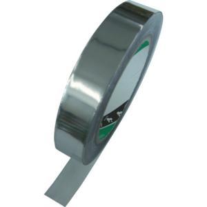 TERAOKA 導電性アルミ箔粘着テープNO.8303 25mmX20M 8303 25X20|plus1tools