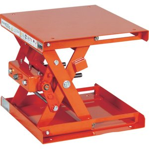運賃見積り 直送品 納期約1ヶ月 TRUSCO 作業台リフター SLH-30-5050|plus1tools