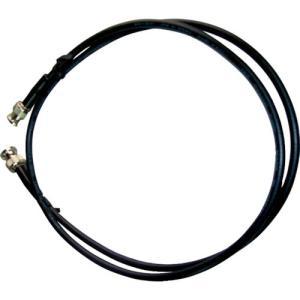 テイシン 電機 BNC付同軸ケーブル5.0m BNCプラグ両端付 CCA-7-050A plus1tools