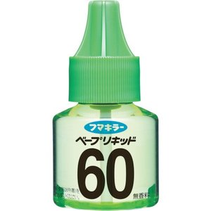 フマキラー ベープリキッド60日無香料2本入 427134