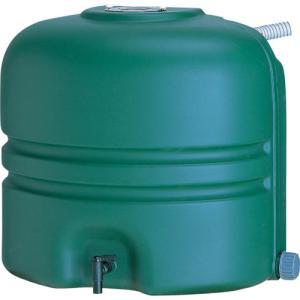 (運賃見積り)(直送品)コダマ 雨水タンク ホームダム110L RWT-110 グレー RWT-110-GREY|plus1tools