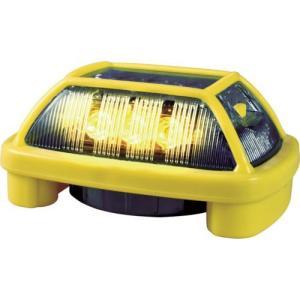 NIKKEI ニコハザード VK16H型 LED警告灯 黄 VK16H-004H3Y plus1tools
