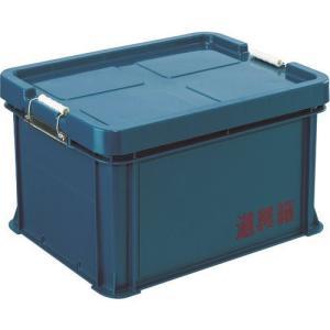 リス ネイビー道具箱 L B-L|plus1tools