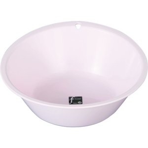 TONBO フロート洗面器 フック穴付 ピンク 07739 plus1tools