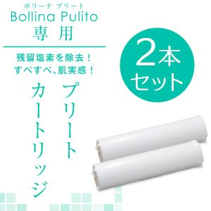 ボリーナプリート専用カートリッジ2本セット TK-5010 ...