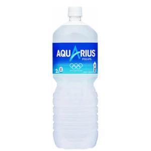 最安値挑戦中!コカ・コーラ アクエリアス 2L×6本/送料無料ペコらくボトル