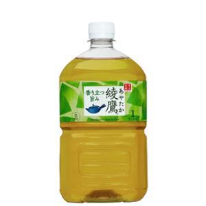コカ・コーラ 綾鷹 1L×12本|plusin