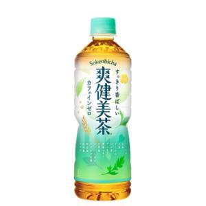 コカ・コーラ 爽健美茶 600ml×24本|plusin