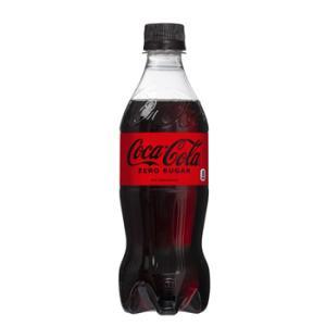 コカ・コーラ コカ・コーラゼロシュガー500ml×24本|plusin