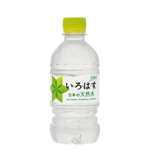 コカ・コーラ い・ろ・は・す340mlPET×24本|plusin
