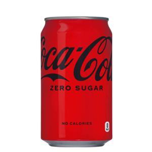 コカ・コーラ コカ・コーラゼロシュガー 缶/350ml×24本|plusin