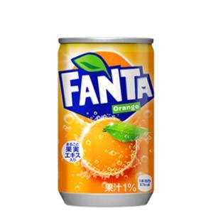 コカ・コーラ ファンタオレンジ缶/160ml×30本|plusin