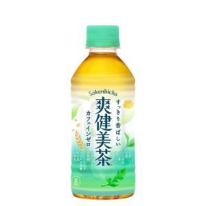 コカ・コーラ 爽健美茶 300ml×24本|plusin