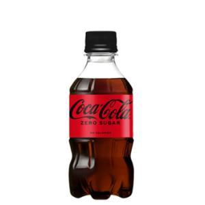 コカ・コーラ コカ・コーラゼロシュガー300ml×24本|plusin