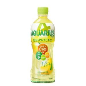 コカ・コーラ アクエリアス ビタミン500ml×24本/PET|plusin