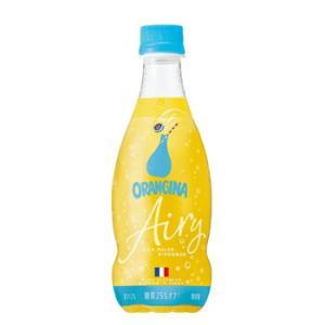 サントリー オランジーナペットボトル(420mL×24本入)PET 炭酸 plusin