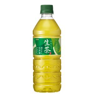 キリン 生茶 525mlペット 24本入KIRIN なま茶 なまちゃ お茶 緑茶|plusin