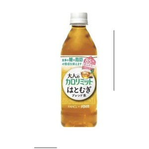 ダイドー 大人のカロリミット はとむぎブレンド茶 500ml...