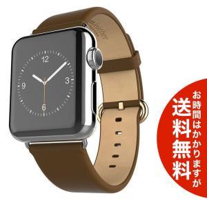 Apple Watch ベルト カラーレザー 本革 送料無料(海外から直送)