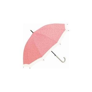 雨に濡れると金平糖の柄が浮き出る撥水傘です。 UVカットを施した生地を使用しているので、日傘としても...