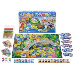 人生ゲーム ジャンボドリーム タカラトミー プレゼント ギフト おもちゃ|plusmart